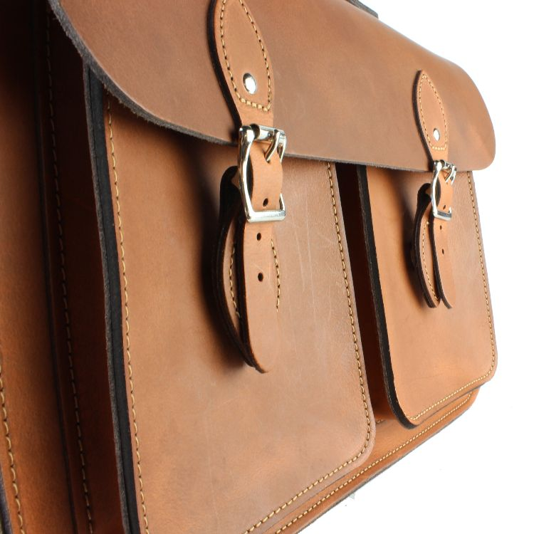 British made leather products