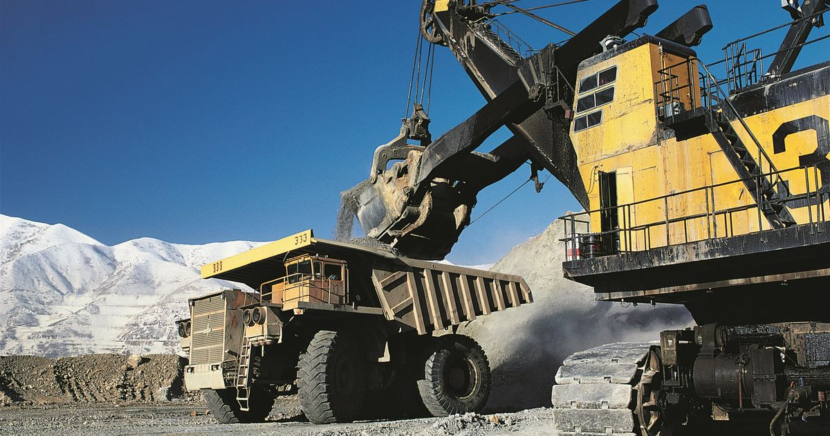 Mining and industrial service, equipments