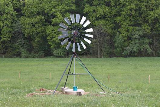 Wind pump (Czech)